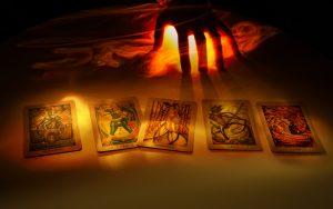 Tarot 5 cartas
